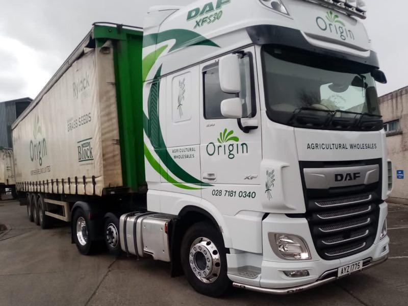 Origin Lorry